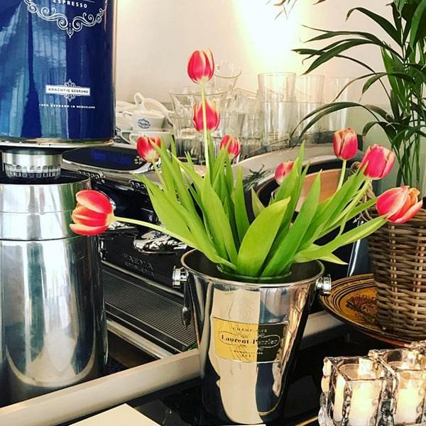 Eten en drinken bij Hotel & Brasserie Brakzand op Schiermonnikoog