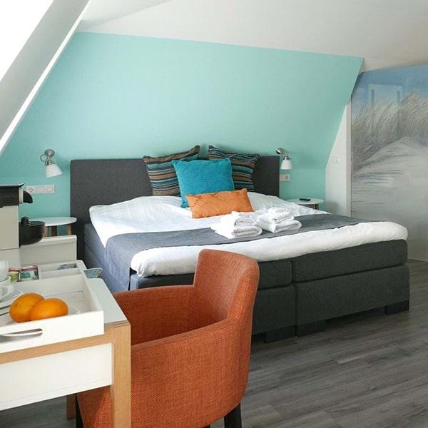Suites van Hotel & Brasserie Brakzand op Schiermonnikoog